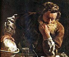アルキメデスの生涯と功績|残した名言・格言